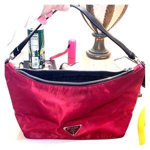 Authentic Prada cosmetic/bag